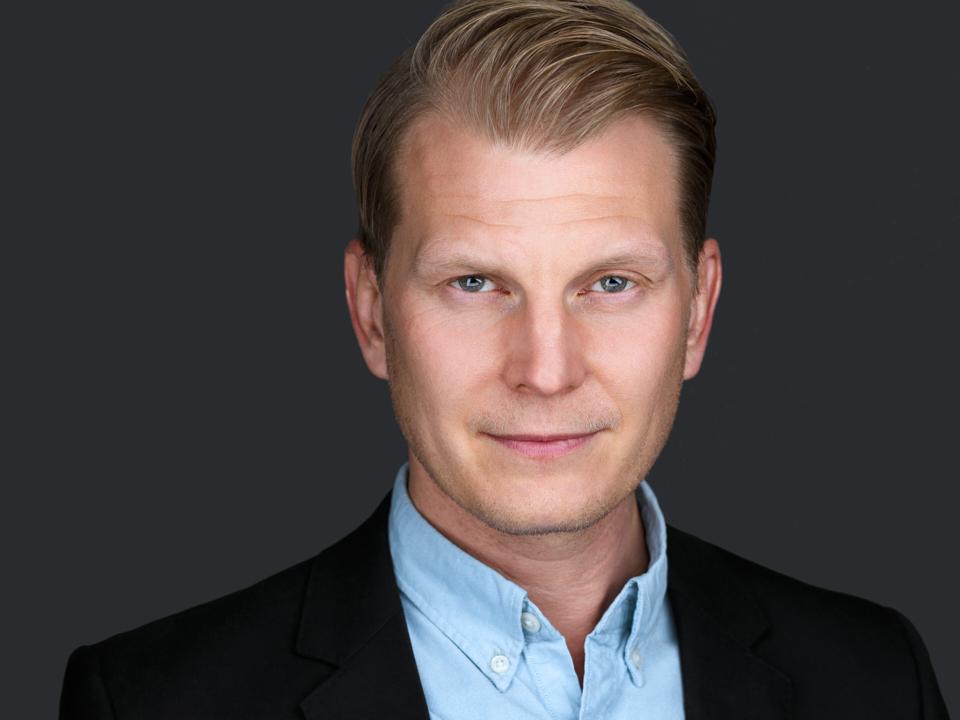 Man professional portrait linkedin profile headshot